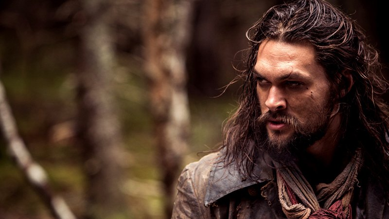 Jason Momoa stars in 'see', Apple's post-apocalyptic show