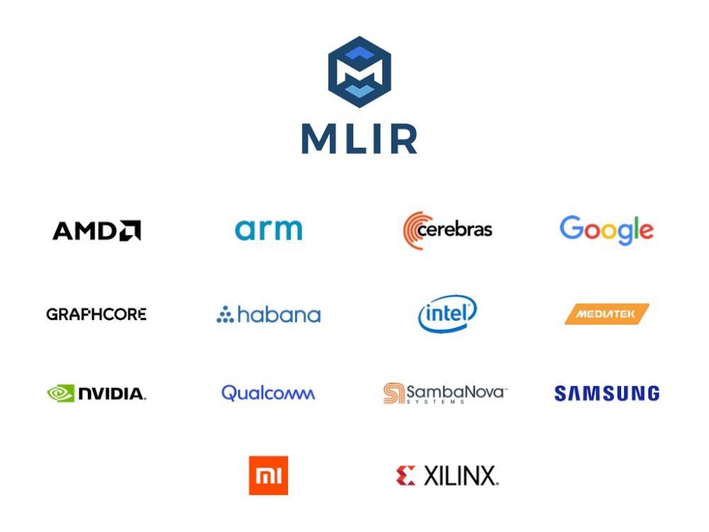 MLIR logo 1000 - Open-source framework with MLIR: Advancing Artificial Intelligence