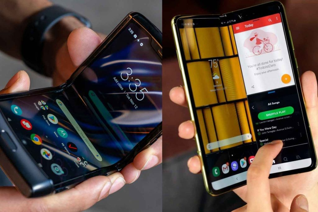motorola razr 3 1024x683 - Huawei's Mate X launched and on sale in China